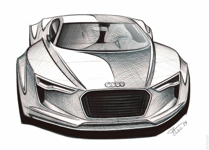 370 best a. images on Pinterest | Sketches, Autos and Car sketch