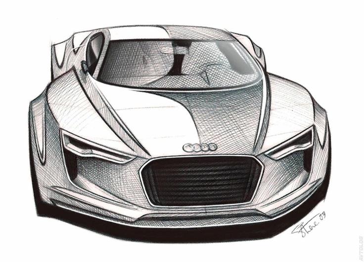 2010 Audi e tron Concept