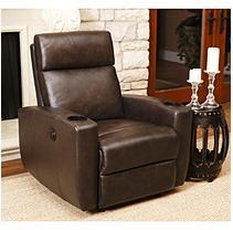Austin Recliner Armchair - Brown