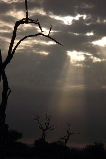 Stormy weather - Satara