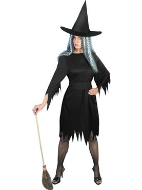 Adult Spooky Witch Costume by Fancy Dress Ball