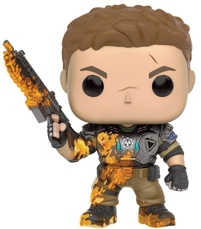 Gears of War POP! Games Vinyl Figure JD Fenix Slimed GITD 9 cm Gadżety - Sklep ULTiMA.PL