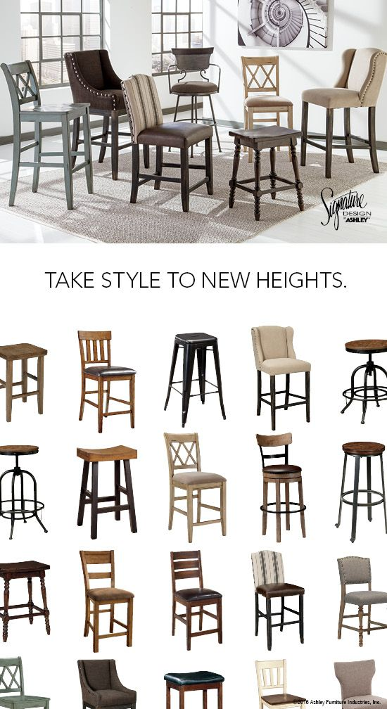 new heights furniture. take style to new heights bar stools dining room chairs furniture