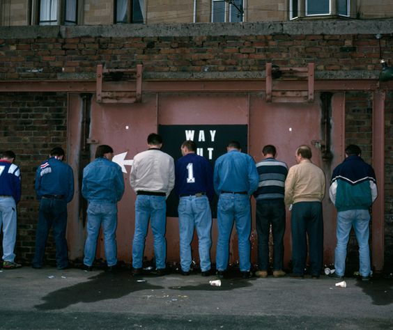 home of football by Roy Clarke