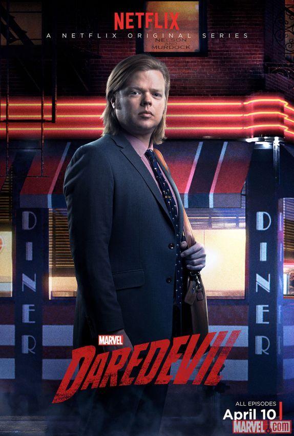 Elden Henson stars as Foggy Nelson in Marvel's Daredevil