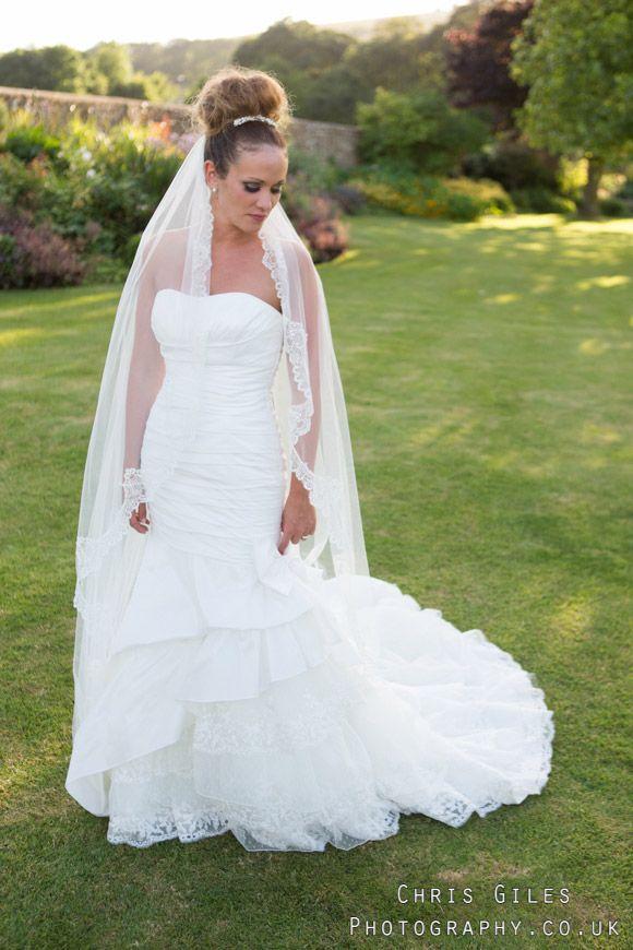 Two Birds wedding dress