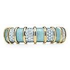 Tiffany's Jean Schlumberger enamel and diamond bracelet