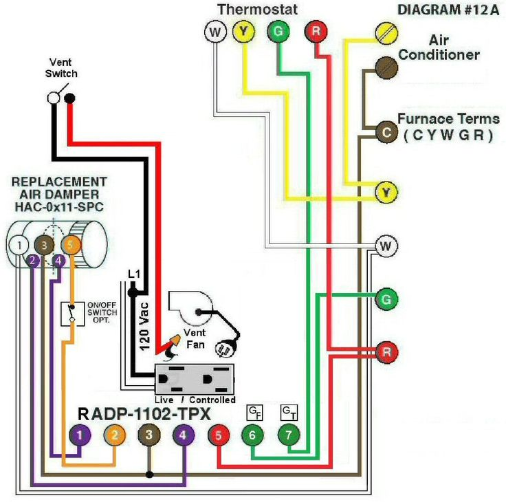 Wiring Diagram For Bathroom Extractor Fan 4 Wire Thermostat Best 25+ Light Ideas On Pinterest | Exhaust Fan, Small And Retro ...