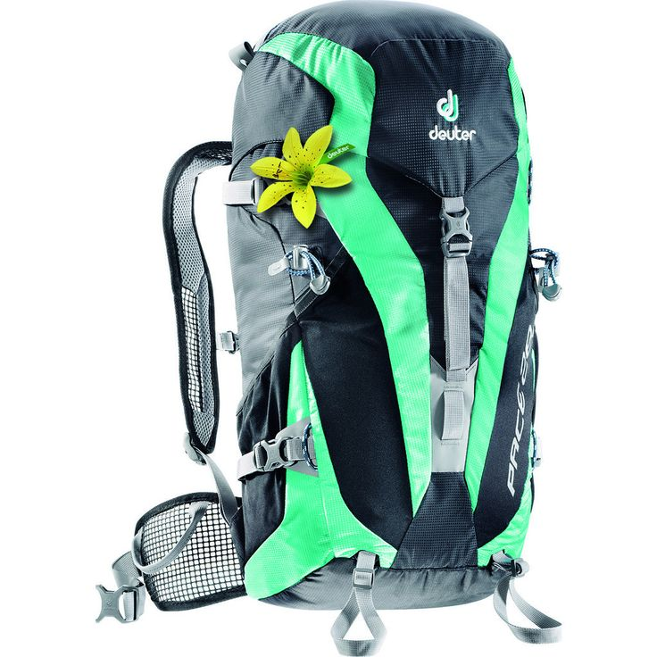 The Deuter Pace Pack is engineered to be lightweight, comfortable, and surprisingly functional. Whether you're trying to cut weight for a competitive event, or simply trying to pack light for an exten