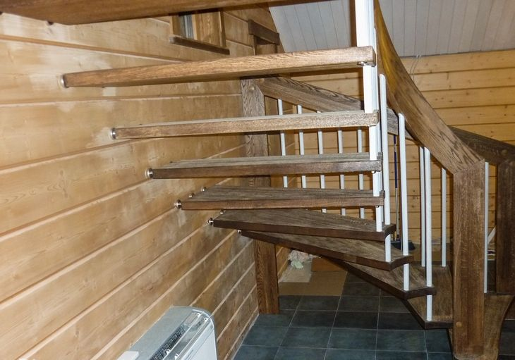 At Bolt Ladders Deceiving Fragility Bolt Boltladders Staircase Design Design Staircase