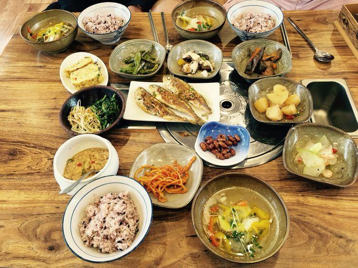 삼천포 맛집 : 이덕밥상