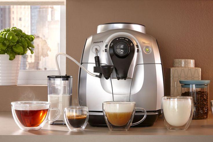 Espressor automat Philips HD8652/59 – Foloseste cafea boabe pentru o aroma desavarsita! viewnews.ro