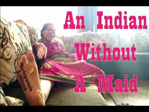 How Will You React If Your Maid Does Not Turn Up?  Funny Indian Videos