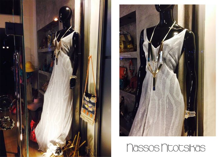 Find our labels, Nassos Ntotsikas and Pure, at Flirt Boutique   Nea Erythraia, Greece Οι σειρές Nassos Ntotsikas και Pure διαθέσιμες και στην Boutique Flirt, στην Νέα Ερυθραία! #NassosNtotsikas #FashionDesigner #Knit #KnitYourDreams #Boutique #Fashion #Greece #GreekDesigners