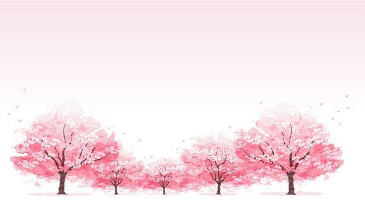 Ветки сакуры раскраска