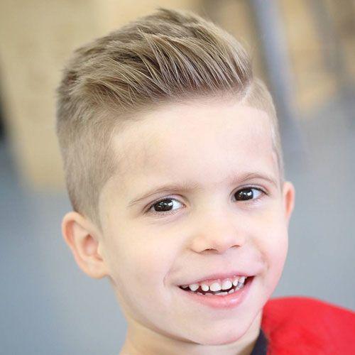 35 Cool Haircuts For Boys 2019 Guide Hair Pinterest Boy