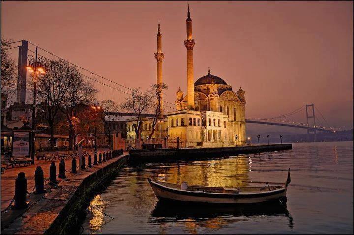 Ortaköy  Istanbul Turkey