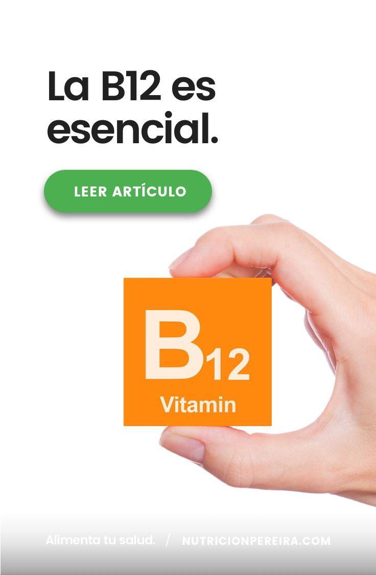 vitamina b12 dieta vegetariana