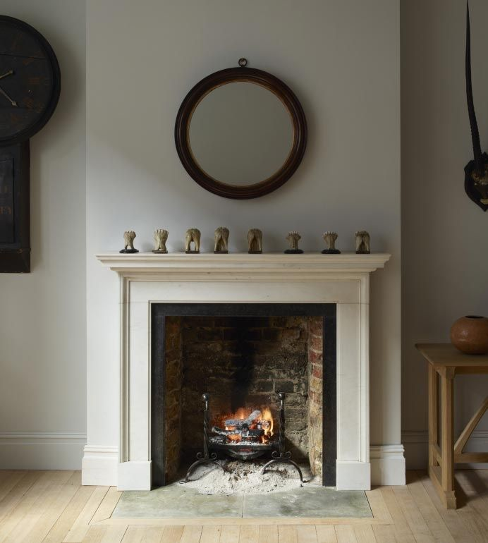 £2,800 retail, can be scaled to size which is useful as the hall chimney breast is unusually narrow. It's plain, stylish and timeless, do you like it?