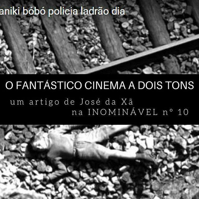 O cinema também começou pelo preto e branco. A história da sétima arte contada pelo José, na #revistainominavel nº 10.  https://buff.ly/2yfgfiI  #revistadigital #revistaonline #revista #revistaportuguesa #portuguesemagazine #portugal #films #filmes #bookstagram #instadaily #cinema #pretoebranco  [link in bio]