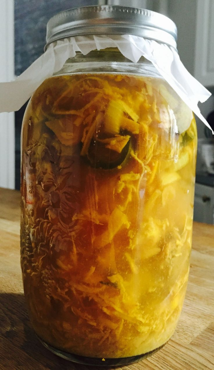 kren zazvor citron