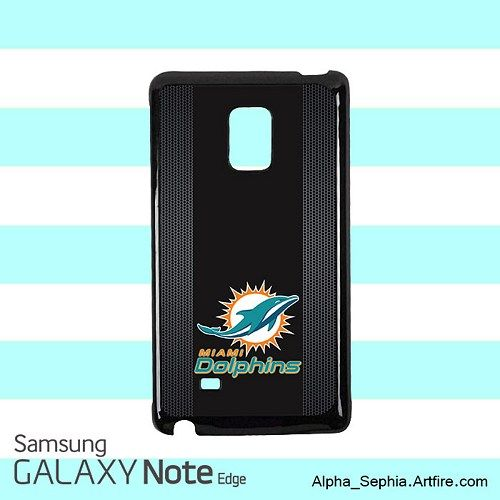 Miami Dolphins Samsung Galaxy Note EDGE Case Cover