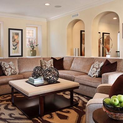 Walnut Residence - asian - family room - orange county - International Custom Designs