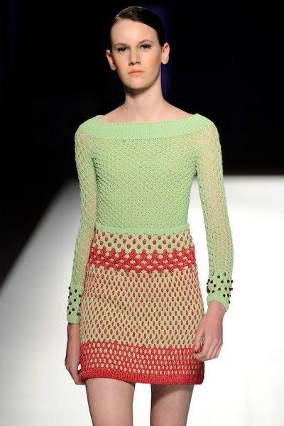 helen rodel crochet dress