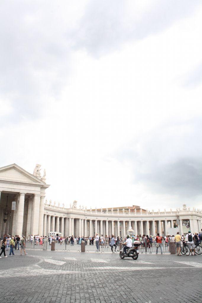 Entering The Vatican City Rome, Travel Italy | Molly & Beans - Australian Lifestyle Blog