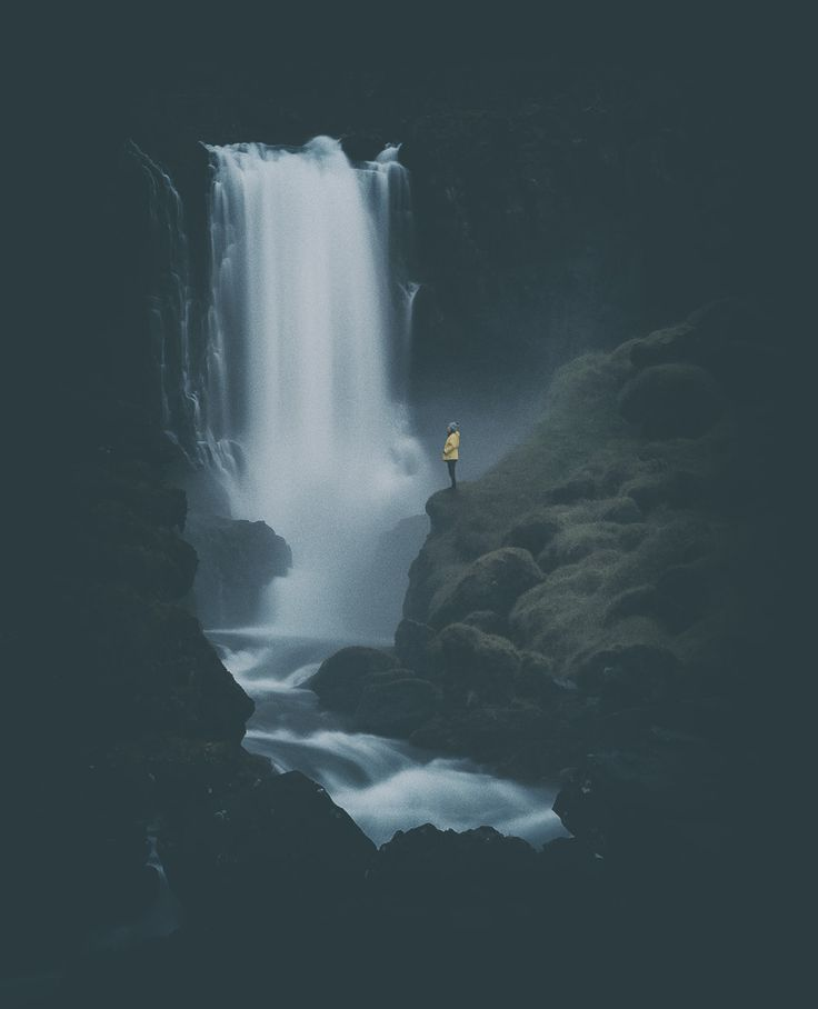 On the other side /// Iceland © Adam Biernat