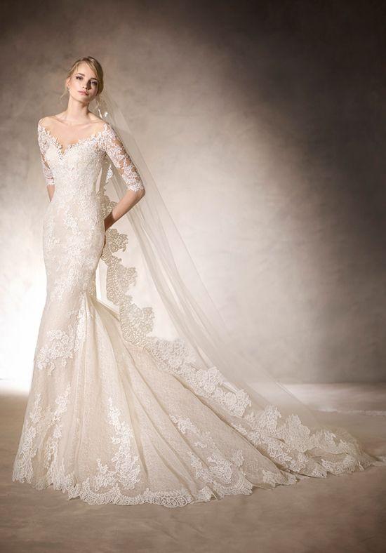 LA SPOSA HITO Mermaid Wedding Dress