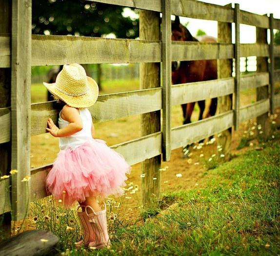 cowgirl ballerina
