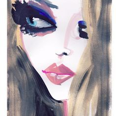 How gorgeous She is #vanessaparadis Karl knows best @lilyrose_depp One ▪️▪️▪️#paris #fashionblogger #catwalk #runway #model #luxury #style #lifestyle #model #runway #paint #painting #draw #drawing #color #colorful #illustration #illustrator #fashionsketch #sketch #mood #inspiration #inspired #vogue #chanel #karllagerfeld #lilyrosedepp #chanelcosmopolite