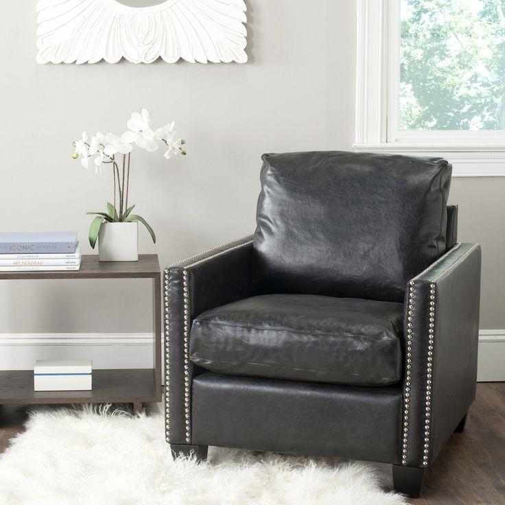 Safavieh Horace Club Chair.