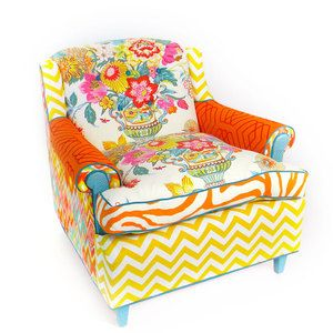 The Pollyanna Chair, $1,399, Now Featured On Fab.