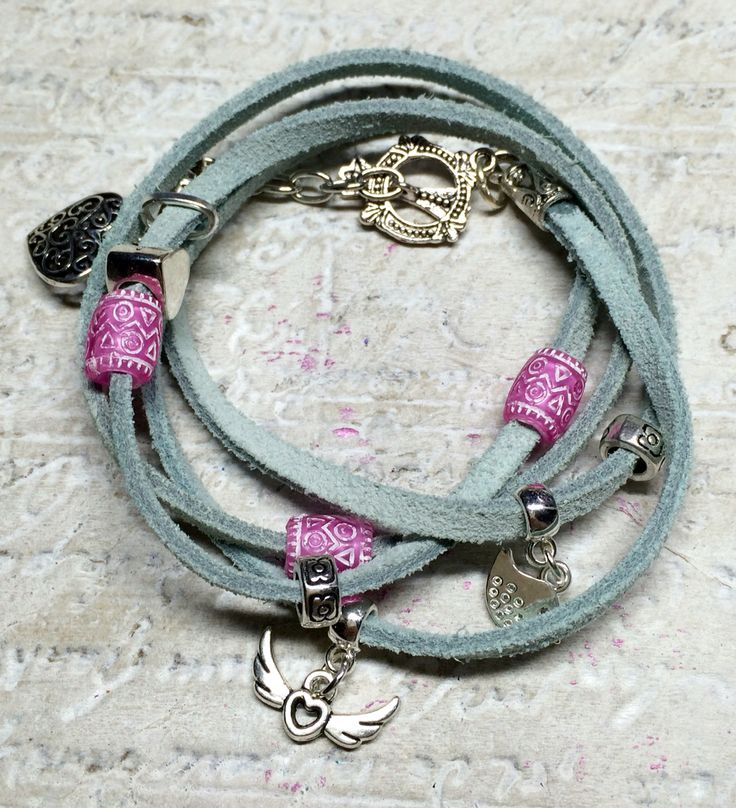 Leather Boho Bracelet