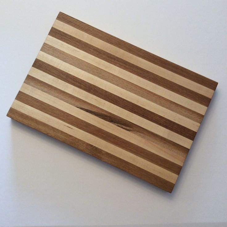 A personal favorite from my Etsy shop https://www.etsy.com/ca/listing/238434330/wooden-cutting-board-oak-and-maple-great