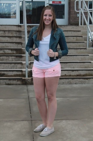 CollegeFashionista X American Eagle Outfitters: Day 20