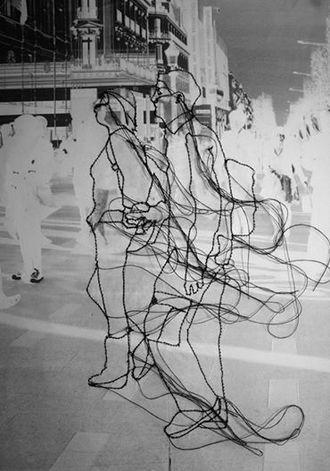 Rosie James, UK textile artist