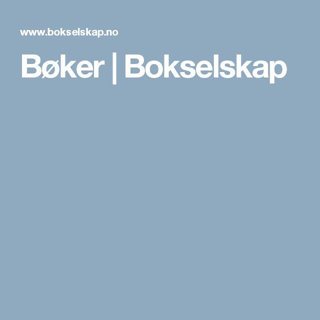 Bøker | Bokselskap