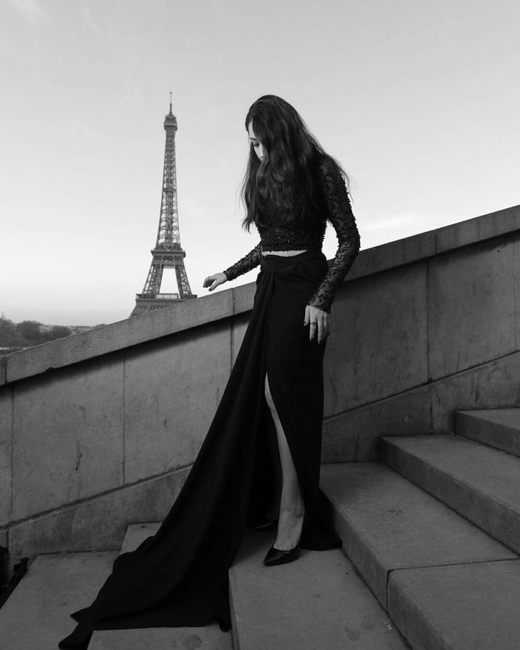 Ayse Ceren Paris Photoshoot '17