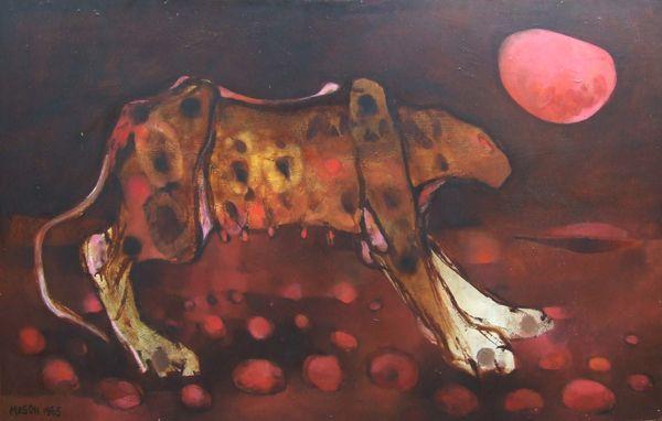 Leopard of Delight- Judith Mason