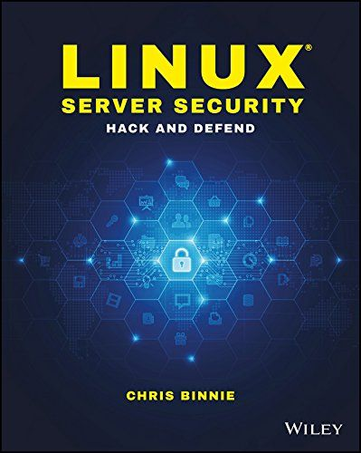 Linux Server Security: Hack and Defend Pdf Download e-Book