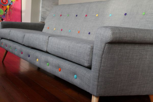 Button Pop Collection - The Couch   Miss Lolo