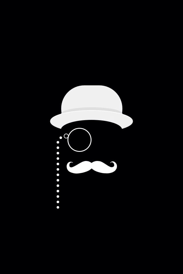 moustache wallpaper iphone wwwpixsharkcom images