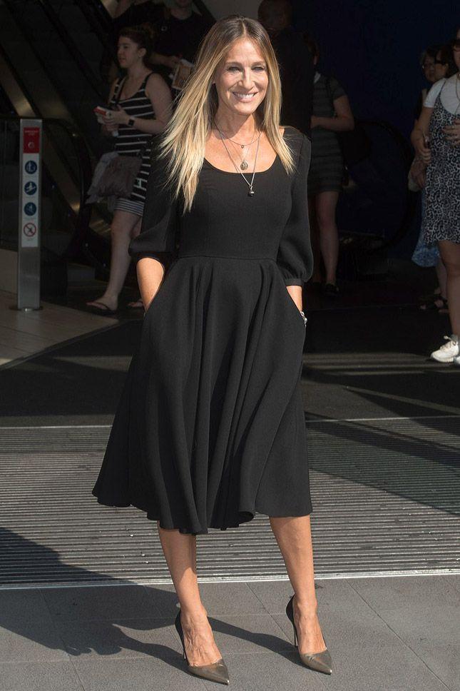 Сара Джессика Паркер на запуске своего аромата Stash в Лондоне