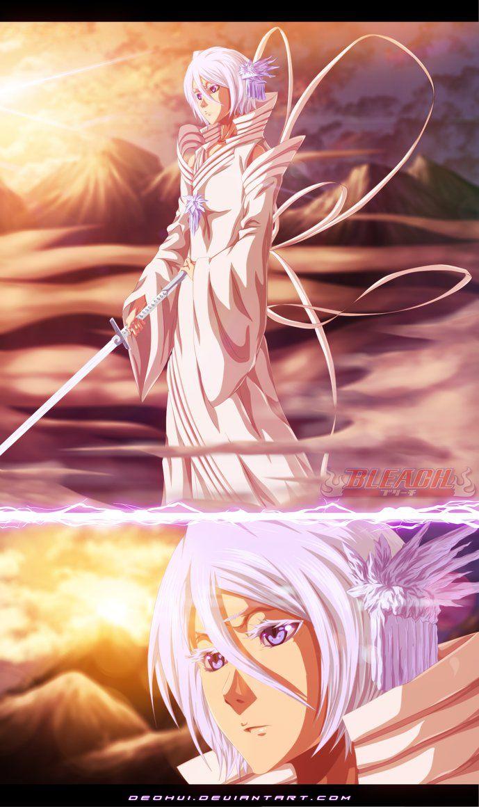 Bleach 570 - Rukia's Bankai by DEOHVI