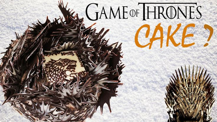 Game Of Thrones Cake? [Recette#8]