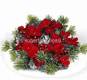 Ring for candles, Christmas ornaments and decorations