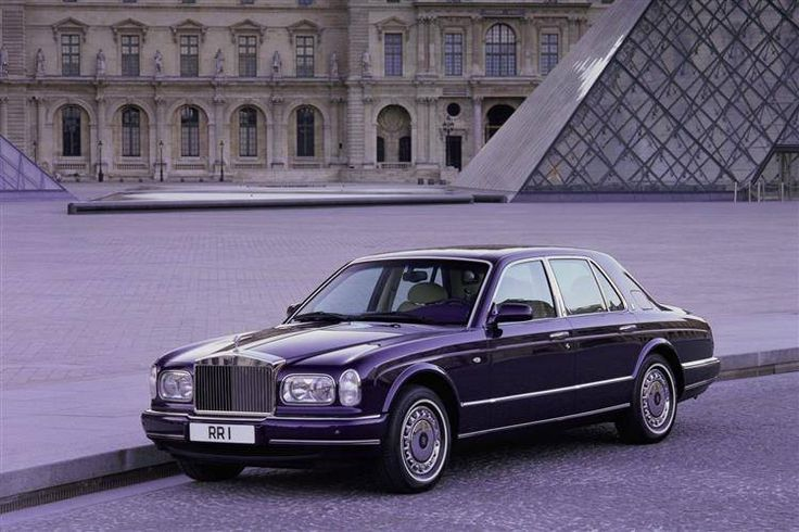 Rolls-Royce Silver Seraph, P3/2000, Rolls Royce, Crewe, 1998